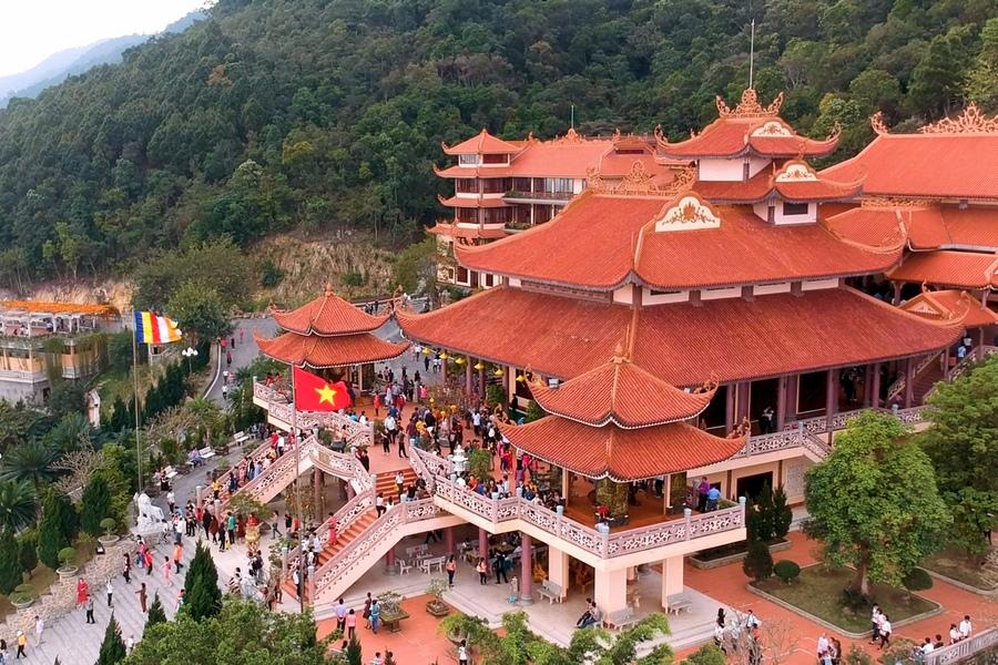 Cai Bau Pagoda